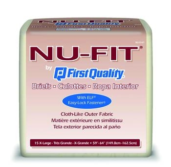 With you first quailty adults diapers
